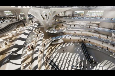 Zaha Hadid Architects - Sberbank Technopark at Skolkovo Innovation Centre, Moscow